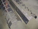 Custom auger guard by Specialty Welding, Inc.