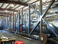 Centrifuge Installation by Specialty Welding, Inc.