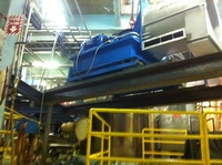 Centrifuge replacement by Specialty Welding, Inc.