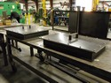 Hatch covers by Specialty Welding, Inc.