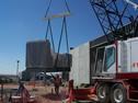 Generator installation by Specialty Welding, Inc.