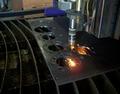 Plasma cutting by Specialty Welding, Inc.