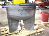 Custom fire pit by Specialty Welding, Inc.
