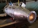 Process vessel repair by Specialty Welding, Inc.