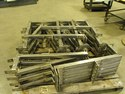 Stainless steel supports by Specialty Welding, Inc.